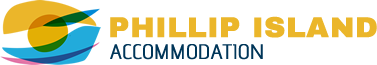 Phillip Island Accommodation Logo