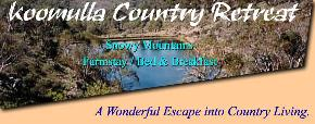 Koomulla Country Retreat - Phillip Island Accommodation
