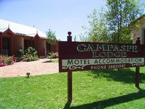 Campaspe Lodge