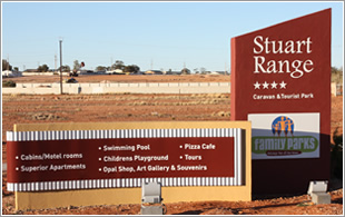 Stuart Range Caravan Park - Phillip Island Accommodation