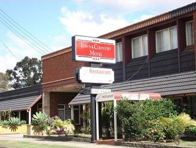 Town  Country Motel - Phillip Island Accommodation