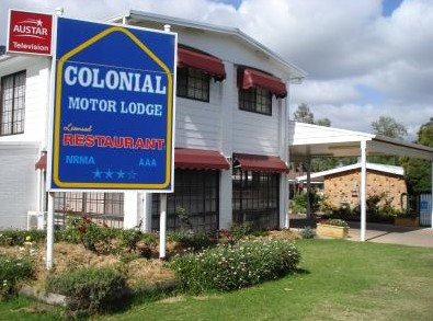 Colonial Motor Lodge - Phillip Island Accommodation