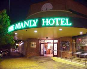 The Manly Hotel - Phillip Island Accommodation