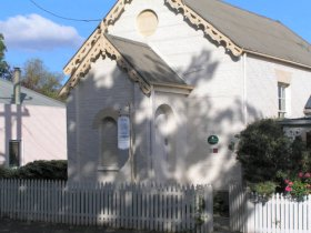 Old Wesleyan Chapel - Phillip Island Accommodation