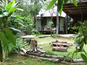 Ride On Mary Bush Cabin Adventure Stay - Phillip Island Accommodation