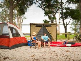 Boreen Point Campground - Phillip Island Accommodation