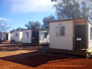 Lightning Ridge Tourist Park - Phillip Island Accommodation