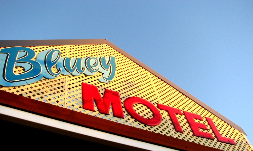 Bluey Motel - Phillip Island Accommodation