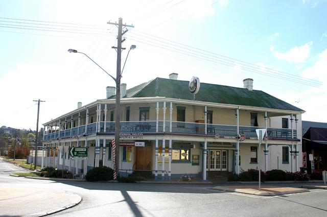 Imperial Hotel Bombala - Phillip Island Accommodation