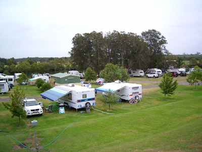 Dawson River Tourist Park - Phillip Island Accommodation