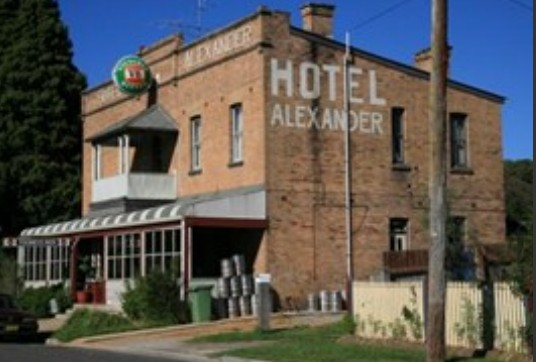 Alexander Hotel Rydal - Phillip Island Accommodation
