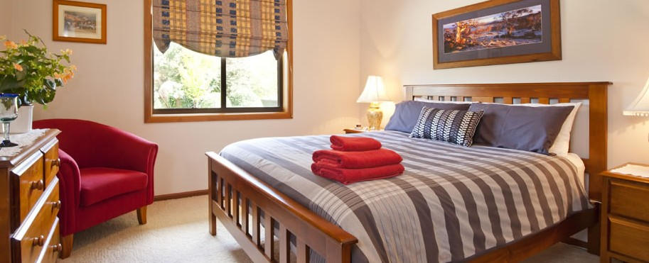 Clifton Gardens Bed and Breakfast - Orange NSW - Phillip Island Accommodation