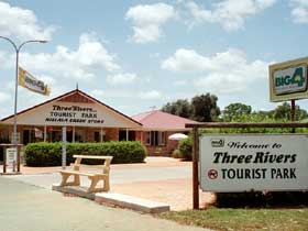 Mundubbera Three Rivers Tourist Park - Phillip Island Accommodation