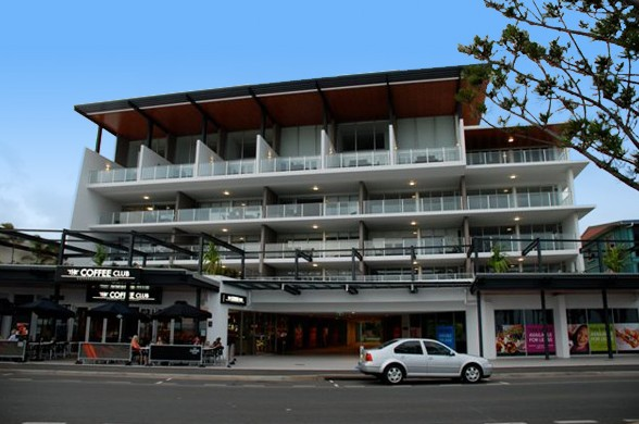 Echelon Apartments Yeppoon - Phillip Island Accommodation