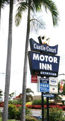 Castle Court Motor Inn