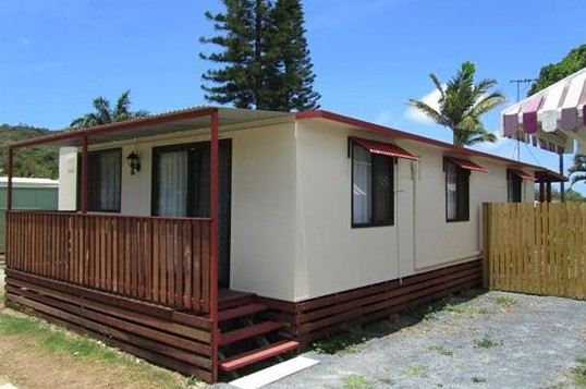 BIG4 Capricorn Palms Holiday Village - Phillip Island Accommodation