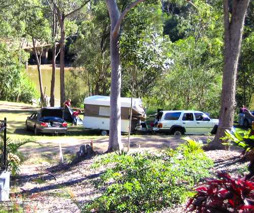 Burrum River Caravan Park - Phillip Island Accommodation