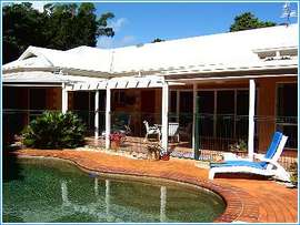 Tropical Escape Bed  Breakfast - Phillip Island Accommodation