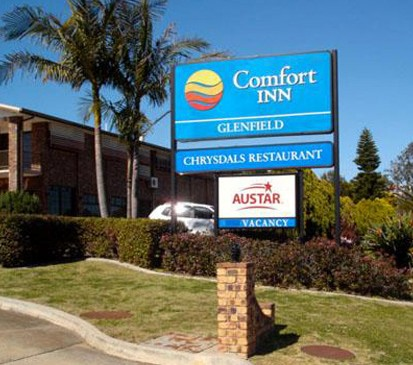 Comfort Inn Glenfield - Phillip Island Accommodation