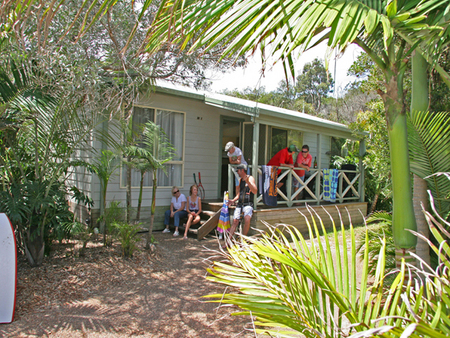 One Mile Beach Holiday Park - Phillip Island Accommodation
