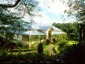 The Falls Rainforest Cottages - Phillip Island Accommodation