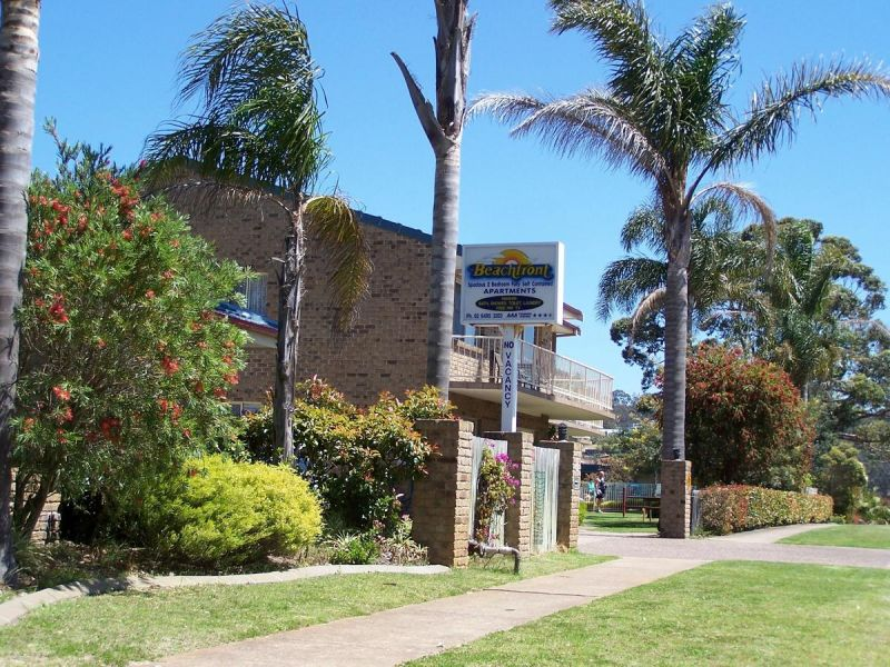 Beachfront Units Merimbula - Phillip Island Accommodation