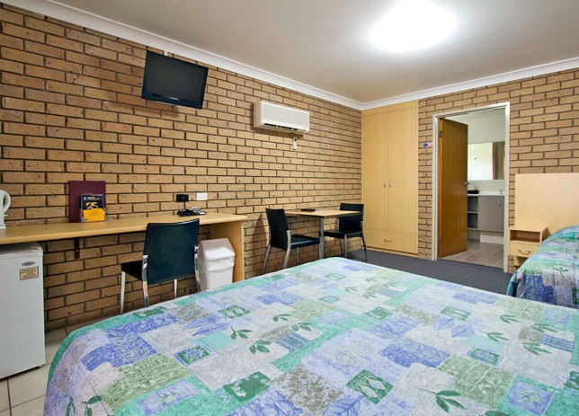 Sunray Motor Inn Toowoomba - Phillip Island Accommodation