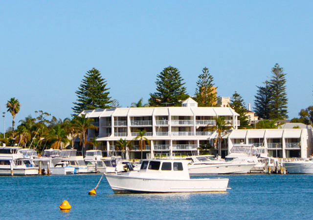 Pier 21 Apartment Hotel Fremantle - Phillip Island Accommodation