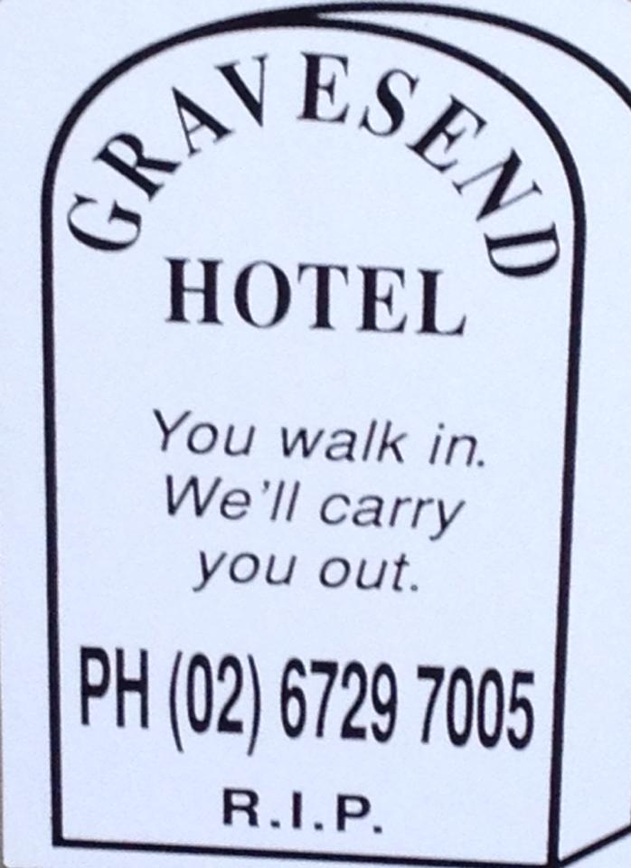 Gravesend Hotel - Phillip Island Accommodation