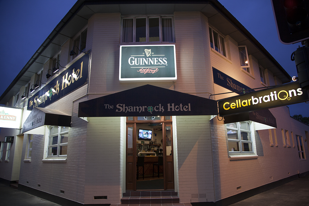 Shamrock Hotel - Phillip Island Accommodation
