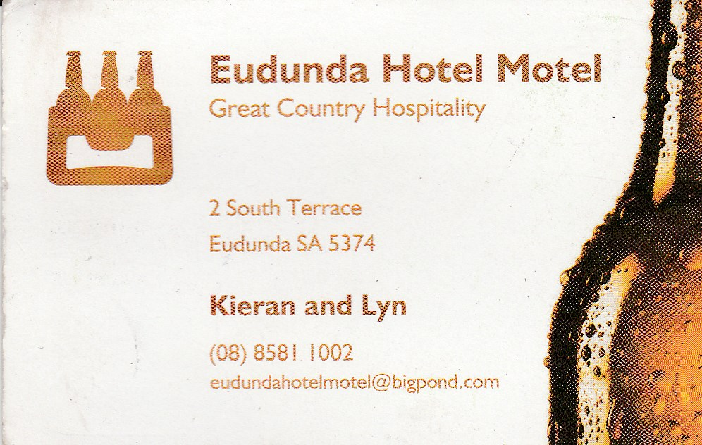 Eudunda Hotel Motel - Phillip Island Accommodation