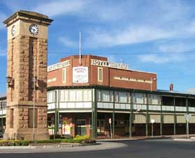Imperial Hotel Coonabarabran - Phillip Island Accommodation