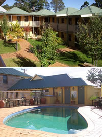 Pioneer Motel Kangaroo Valley - Phillip Island Accommodation