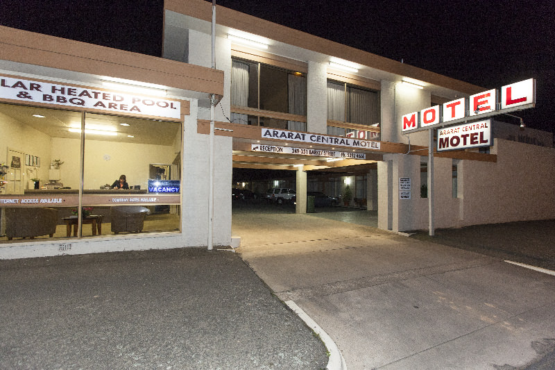 Ararat central motel - Phillip Island Accommodation