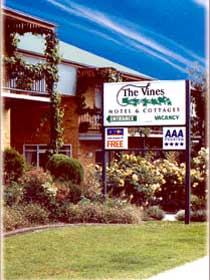 The Vines - Phillip Island Accommodation