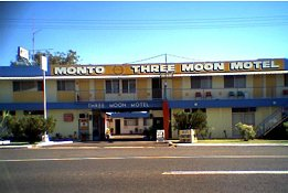 Monto Three Moon Motel - Phillip Island Accommodation