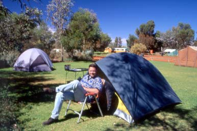 Voyages Ayers Rock Camp Ground - Phillip Island Accommodation