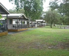 Beachfront Caravan Park - Phillip Island Accommodation