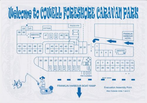 Cowell Foreshore Caravan Park amp Holiday Units - Phillip Island Accommodation