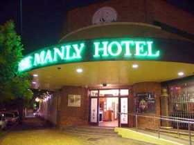 Manly Hotel The - Phillip Island Accommodation