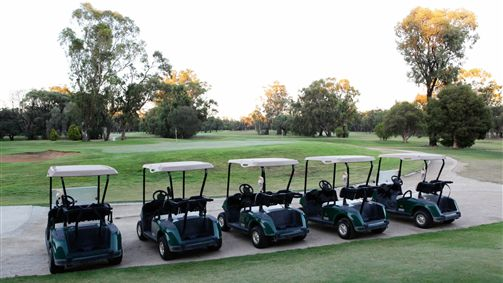 Deniliquin Golf Leisure Resort - Phillip Island Accommodation