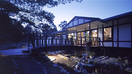 Shizuka Ryokan Japanese Country Spa  Wellness Retreat - Phillip Island Accommodation