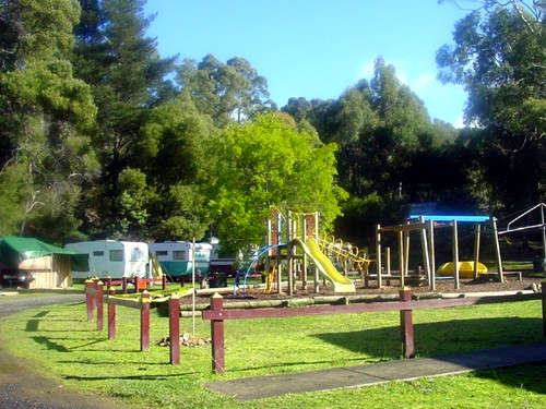Blackwood Mineral Springs Caravan Park - Phillip Island Accommodation