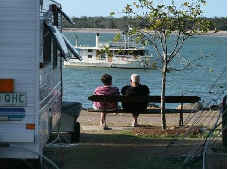 Burrum Heads Beachfront Tourist Park - Phillip Island Accommodation