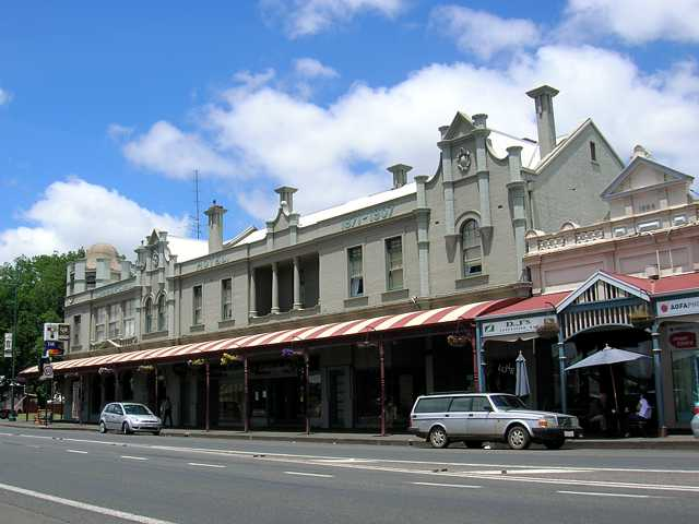 Commercial Hotel Camperdown - Phillip Island Accommodation
