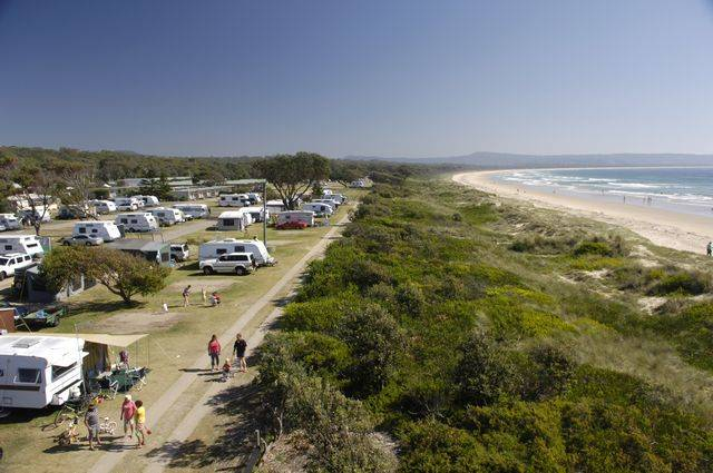 Discovery Holiday Parks - Pambula Beach - Phillip Island Accommodation