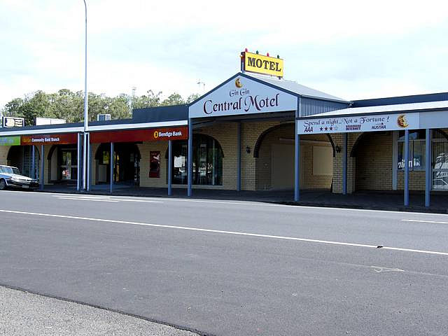 Gin Gin Central Motel - Phillip Island Accommodation