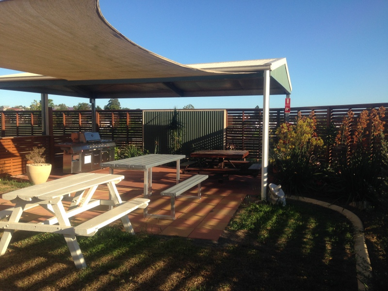 Gympie Caravan Park - Queens Park - Phillip Island Accommodation