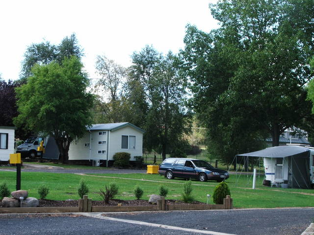 Poplar Caravan Park - Phillip Island Accommodation