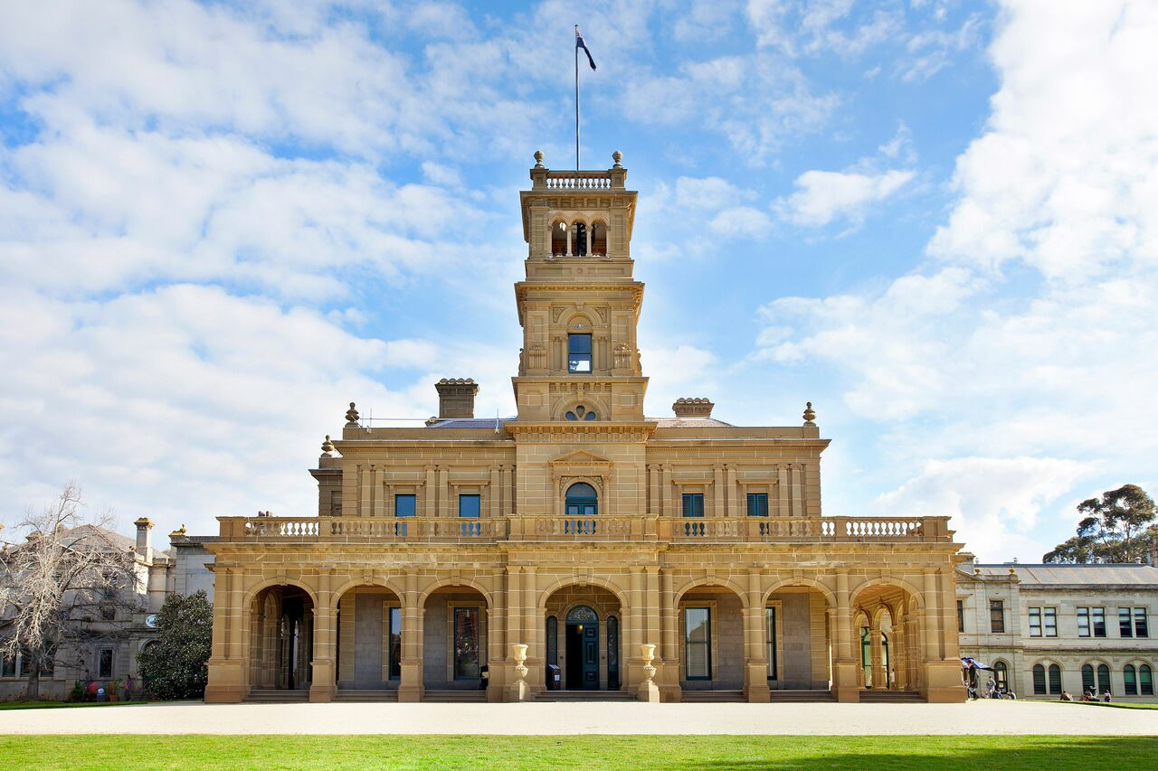 Mansion Hotel and Spa at Werribee Park - Phillip Island Accommodation